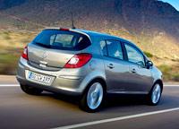Opel Corsa D 5D