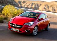 Opel Corsa E 3D