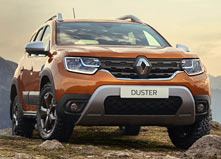 Renault Duster 2