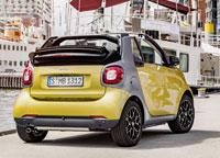 Smart ForTwo 3 Cabrio