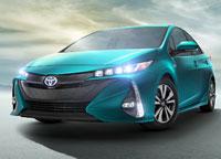 Toyota Prius 4 Prime