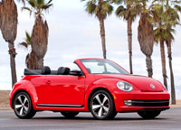 Volkswagen Beetle 3 Convertible