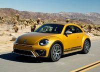 Volkswagen Beetle 3 Dune