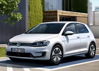 Volkswagen e-Golf 7