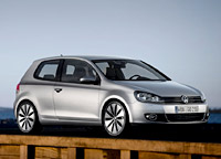 Volkswagen Golf 6 3D