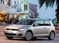Volkswagen Golf 7 3D