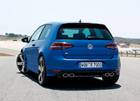 Volkswagen Golf 7 R 3D