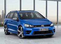 Volkswagen Golf 7 R Estate