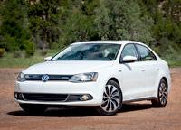 Volkswagen Jetta 6 Hybrid