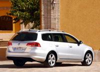 Volkswagen Passat B7 Variant
