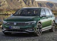 Volkswagen Passat B8 Alltrack